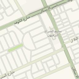 Driving Directions To سلام مول Najaf النجف الاشرف Waze
