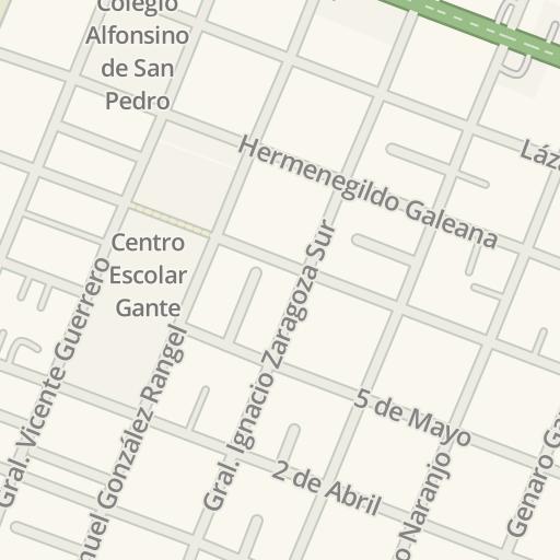 Waze Livemap - Driving Directions to Batik Taller de Arte