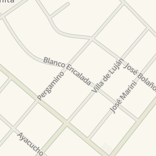 Waze Livemap - Cómo llegar a Farmacia Brando, Gerli
