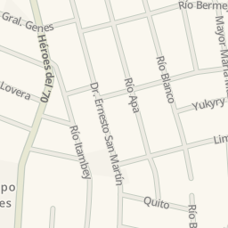 Waze Livemap Driving Directions to COMISARIA N 17 SAN ISIDRO
