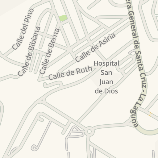 Waze Livemap Driving Directions To Clinica Dental Adeslas La