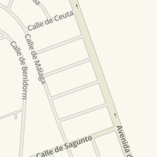 Driving Directions To Clinica Dental Gingivent