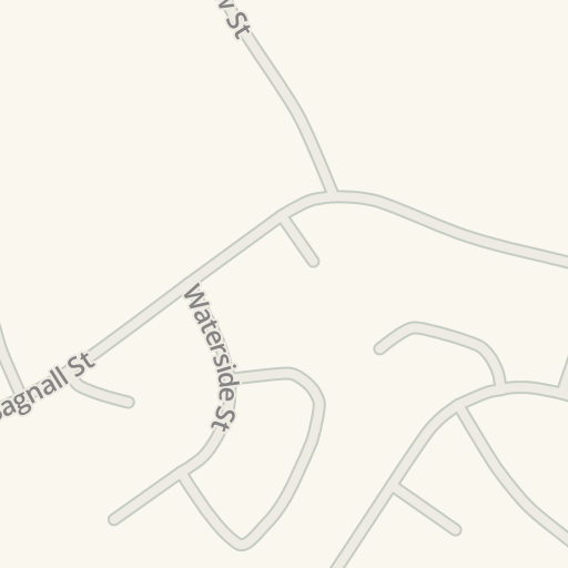 Waze Livemap - Driving Directions to 2 Sisters Food Group  Amber