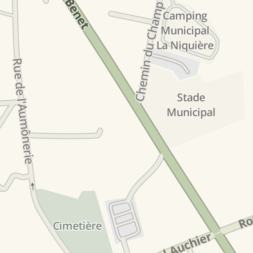 Waze Livemap Driving Directions To L 39 Atelier Gourmand Coulon