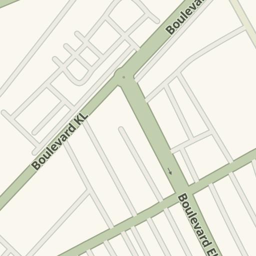 Waze Livemap - Driving Directions to Hadj Lakhdar Batna, Batna ...