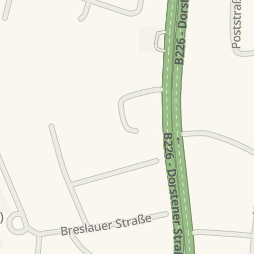 . Waze Livemap   Driving Directions to Hallenfreibad Hofstede