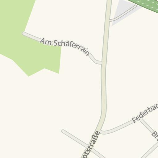 Waze Livemap Driving Directions To Mega Mobel Sb Rastatt Germany