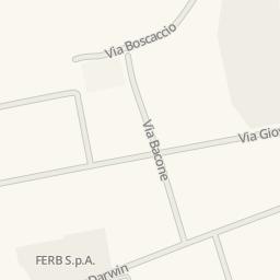 Veneta Cucine Settimo Milanese.Waze Livemap Driving Directions To Arredamenti Veneta