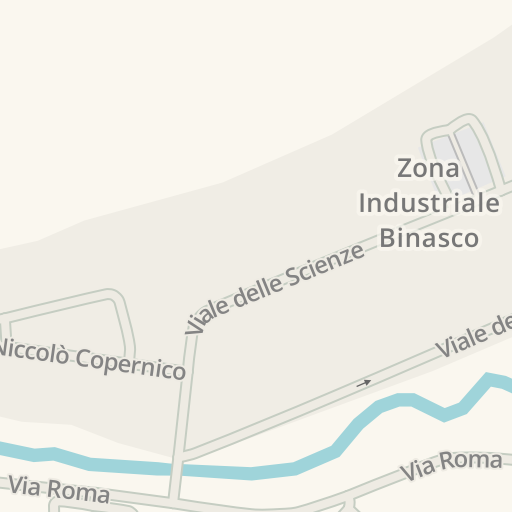 Waze Livemap - Driving Directions to Kartell Outlet, Santa Corinna ...