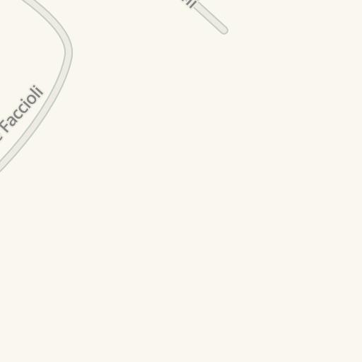 Waze Livemap Driving Directions To Mondo Convenienza Fascia D 39