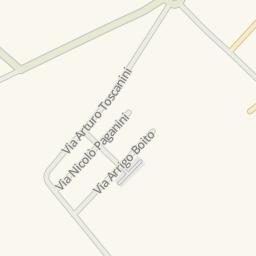La Perla Materassi.Waze Livemap Driving Directions To Perla Materassi Cattolica Italy