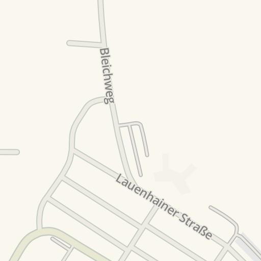 Waze Livemap Driving Directions To Mobel Sb Halle Gmbh Mittweida
