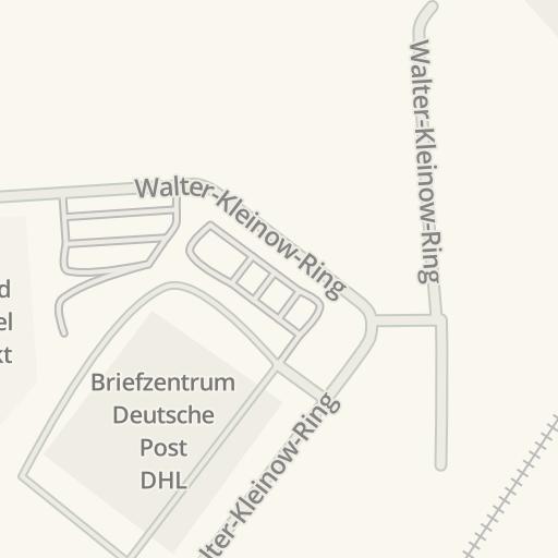Waze Livemap Como Llegar A Trend Mobel Markt Hennigsdorf Germany