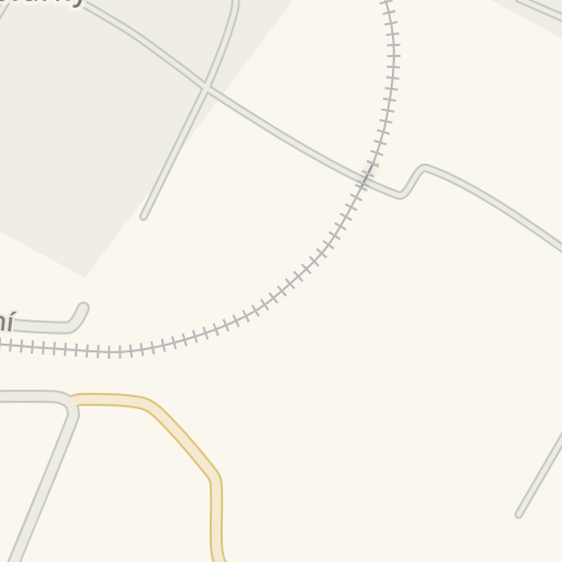 Waze Livemap Driving Directions To Svatebni Salon Sissi Roudnice