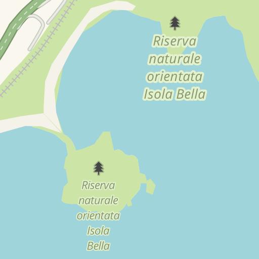 Waze Livemap Driving Directions To Stazione Funicolare Taormina
