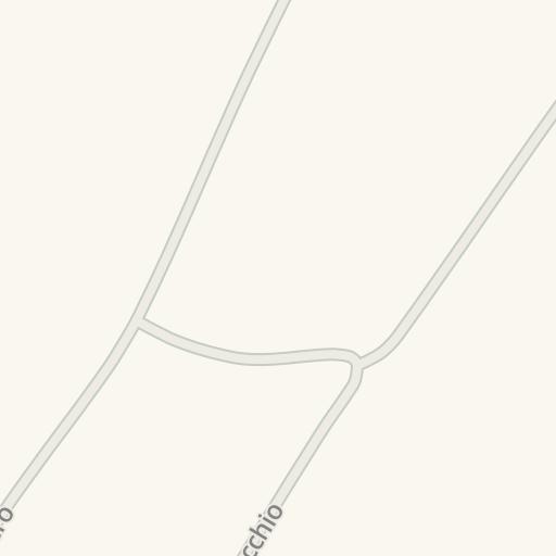 Waze Livemap - Driving Directions to Mobilificio italia, Cerignola ...