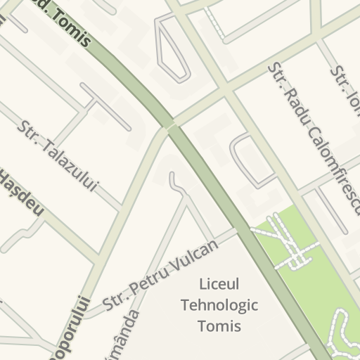 Waze Livemap Driving Directions To Evelis Beauty Clinic Constanța