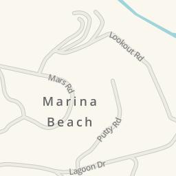 Waze Livemap Driving Directions To Trattoria La Terrazza