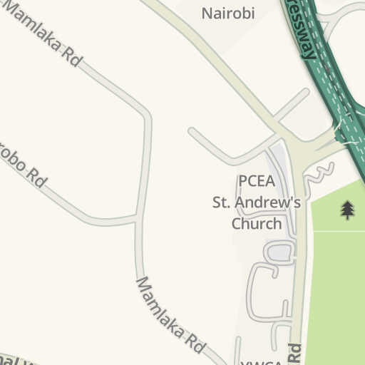 Driving Directions to Barclays Plaza, Nairobi, Kenya | Waze