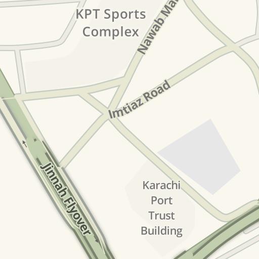 Driving Directions to Kakri Ground, Karachi - كراچى