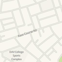 Waze Livemap - Driving Directions to Radha Soami Satsang Ghar