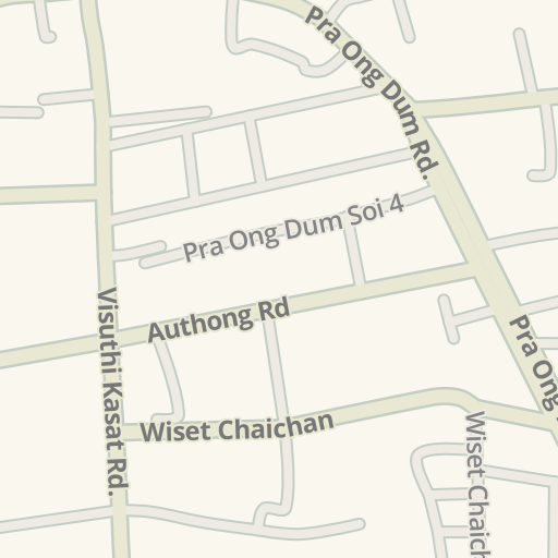 Phitsanulok Thailand Map.Waze Livemap Driving Directions To Phitsanulok Police Station