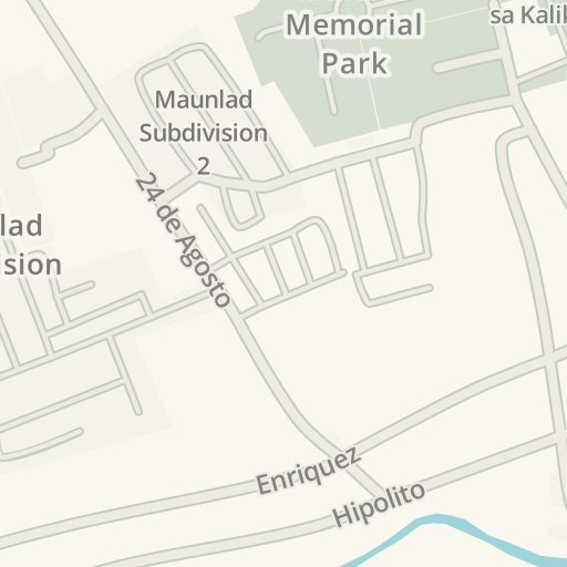 Driving Directions to One Grand Pavilion Events Place, Malolos ... on