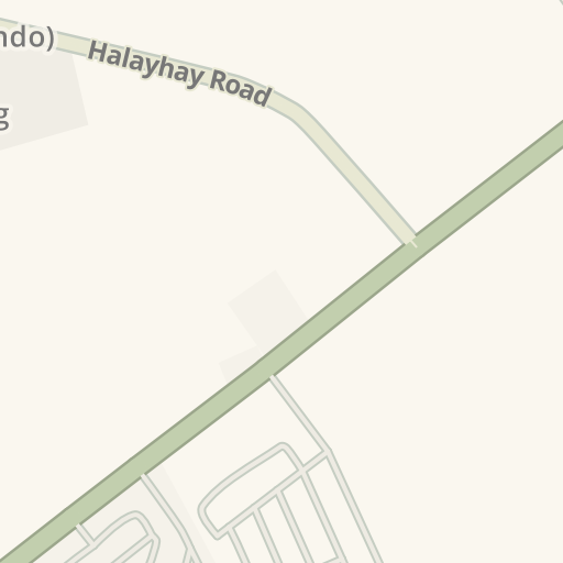 Driving Directions to Tanza Doctor'