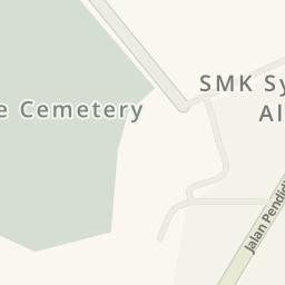 Driving Directions To Uptown Jalan Stadium Alor Setar Malaysia - Alor setar map