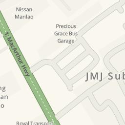 Driving Directions To Racitelcom Inc Marilao Philippines Waze - Marilao map