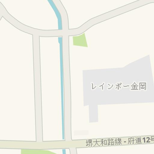 Напътствия до 金岡公園北駐車場, 堺市 - Waze
