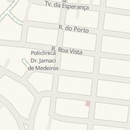 Driving Directions To Policlínica Jaimacy De Medeiros Cabo De - Cabo de santo agostinho map