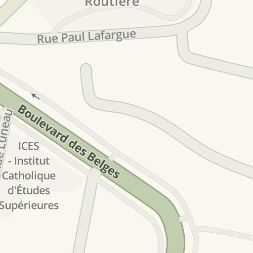 Driving Directions To Rivoli 65 Boulevard Rivoli La Roche Sur Yon Waze