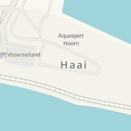 Driving directions to Wohnmobil Stellplatz Hoorn Netherlands