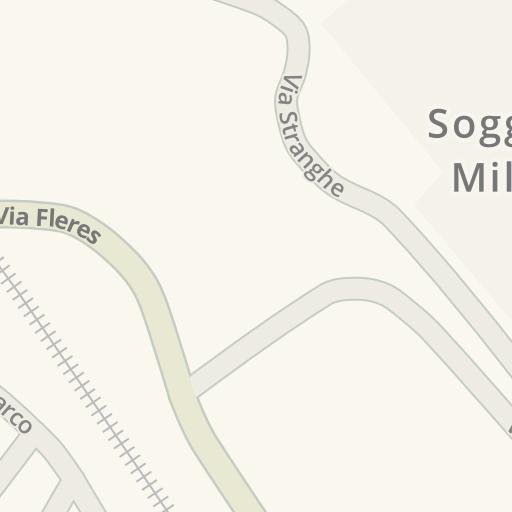 Driving Directions To Soggiorno Militare Colle Isarco Brennero Waze
