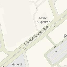 Driving directions to salmiyagulfmart SALMIYA Kuwait Waze Maps